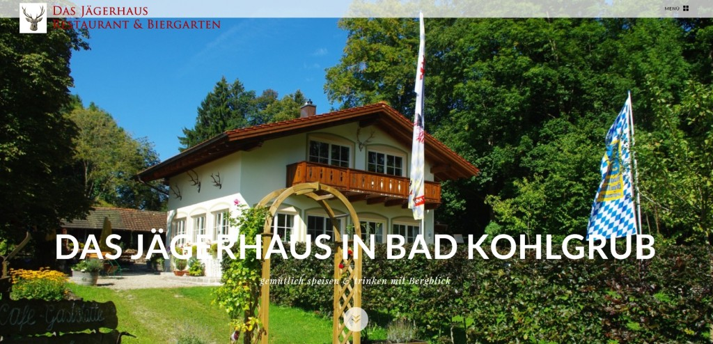 jägerhaus website